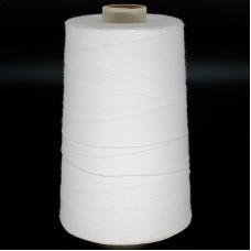 Armēti diegi - balts 2500m / 70 LL