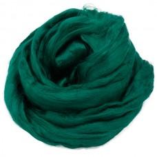 Viskozes ķemmlente zaļš smaragdzaļš, 50g