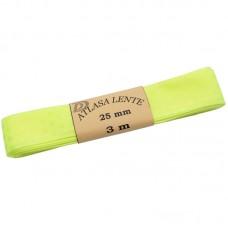 Atlasa lentes 25mm / 3m dzeltens