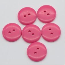 Poga N1 spilgti rozā 1gab.