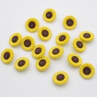 Poga N18 saulespuķe 1gab.