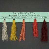 Dallas M - 1, 100g / 950m