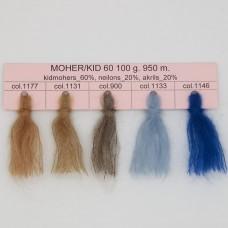Moher/Kid 60 - 1, 100g / 950m