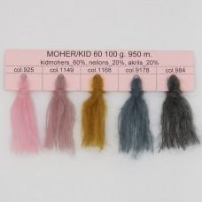 Moher/Kid 60 - 2, 100g / 950m