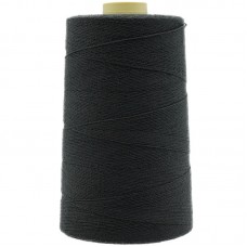 Armēti diegi - melns 1000m / 100 LL